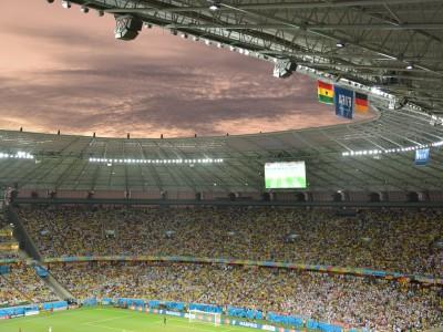 Fortaleza: Deutschland-Ghana, 21.6.2014