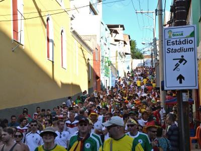 Salvador da Bahia 16.6.2014
