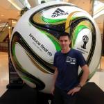 FIFA WM-Schiedsrichter Stefan Lupp