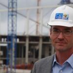 Bauingenieur Alf Oschatz