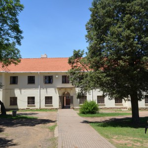 Dormitory of Nelson Mandela