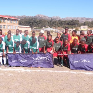 Sir Lowrys Pass Primary School meets the Bontebok Primary School